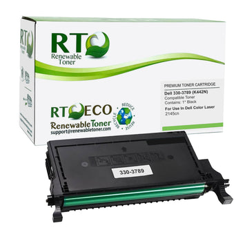 RT Compatible Dell 330-3789 K442N Toner Cartridge