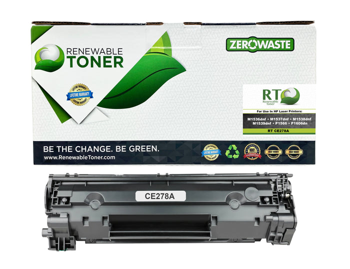 RT Compatible HP 78A CE278A Toner Cartridge