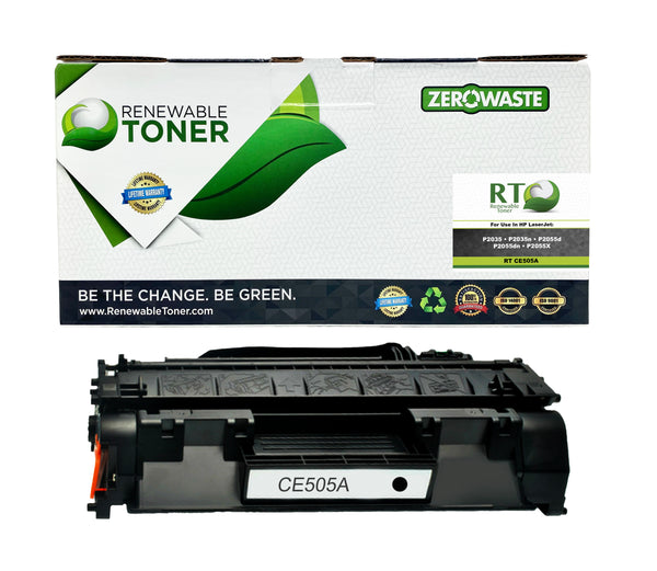 RT 05A CE505A Compatible Toner Cartridge