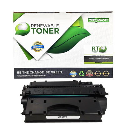 RT 05X CE505X Compatible Toner Cartridge (High Yield)