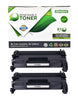 RT 26A CF226A Compatible MICR Toner Cartridge (2-Pack)