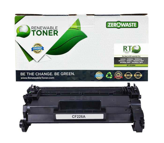 RT Compatible HP 26A CF226A Toner Cartridge