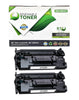 RT Compatible HP 26X CF226X Toner Cartridge, High Yield (2-pack)