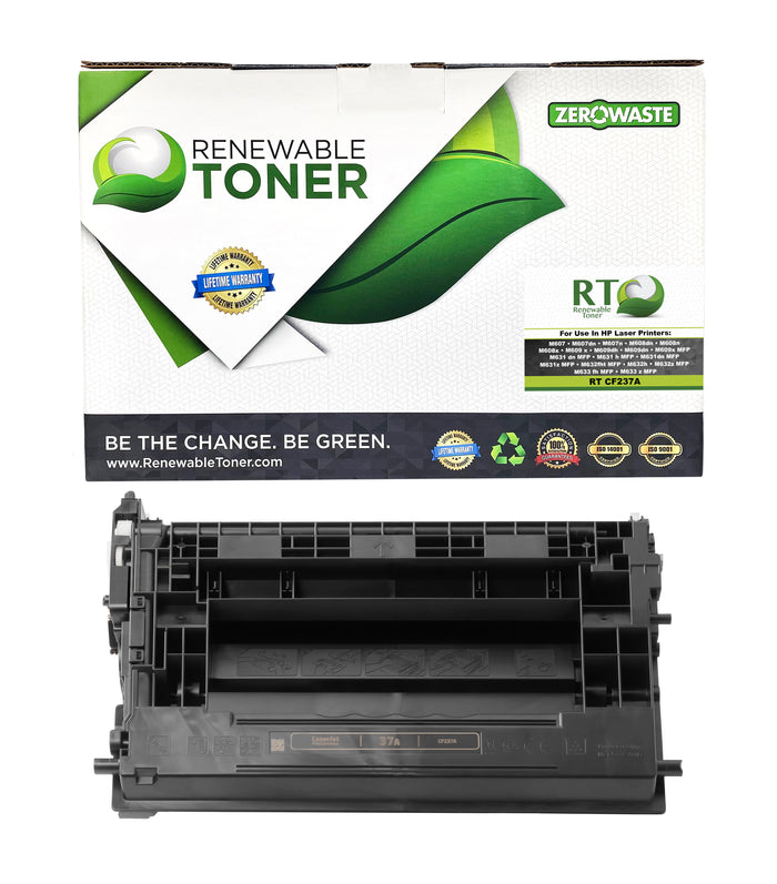 RT Compatible HP 37A CF237A Toner Cartridge