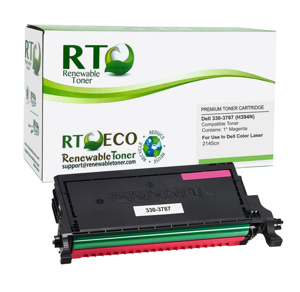 RT Compatible Dell 330-3787 H394N Toner Cartridge