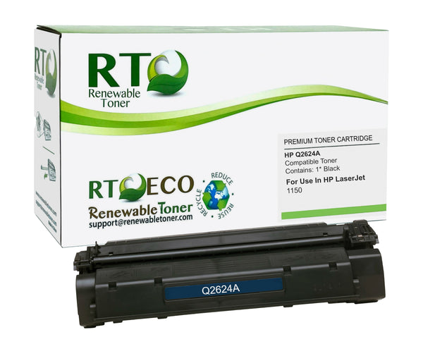 RT Compatible HP 24A Q2624A Toner Cartridge
