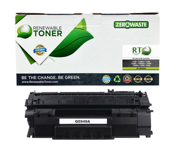 RT Compatible HP 49A Q5949A Toner Cartridge