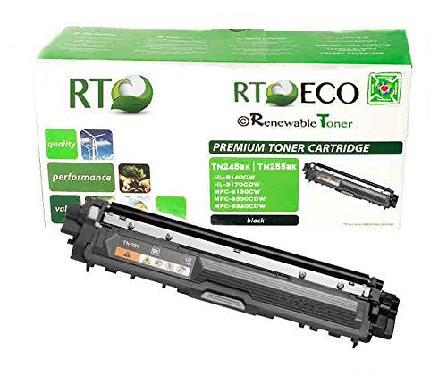 RT Compatible Brother TN-245BK 255BK Compatible Toner Cartridge