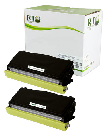RT TN-430 Compatible Toner Cartridge (2-Pack)