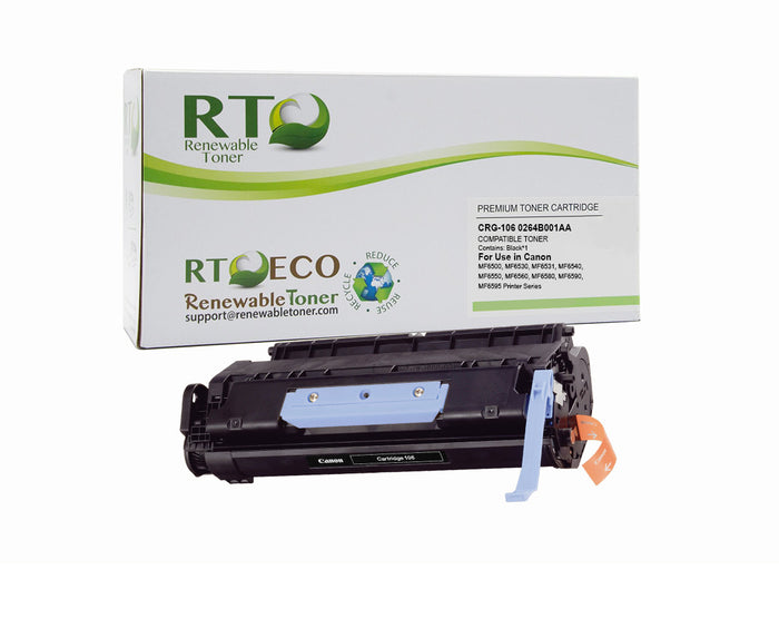 RT Compatible Canon CRG-106 0264B001AA Toner Cartridge
