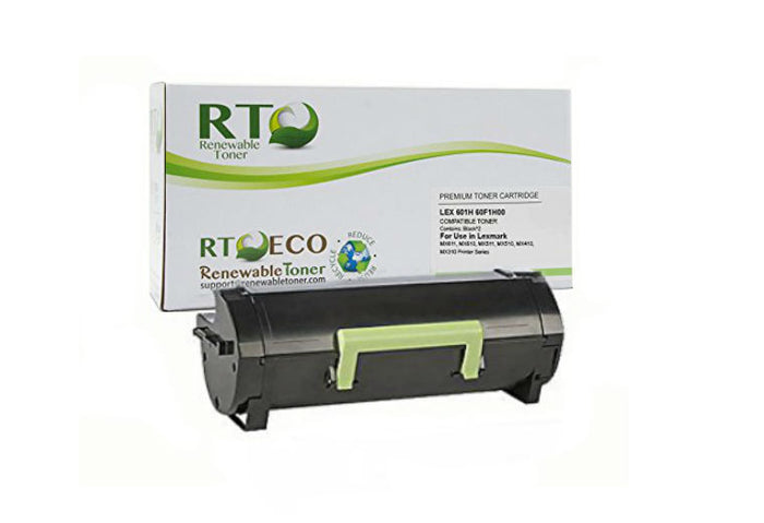 RT Compatible Lexmark 601H 60F1H00 Toner Cartridge