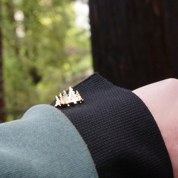 Lost Forests Cufflinks