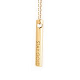 'Stay Gold' Pipe Dreams Necklace