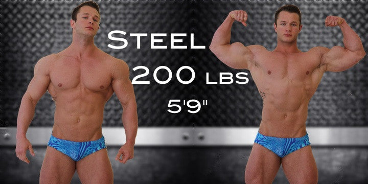 Steel Aka Joey Sullivan A Wrestling Bodybuilder At