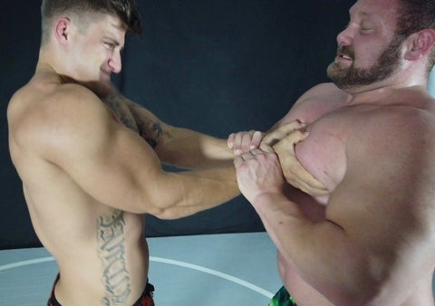Mountain vs Eagle - Bodybuilder Battles 125