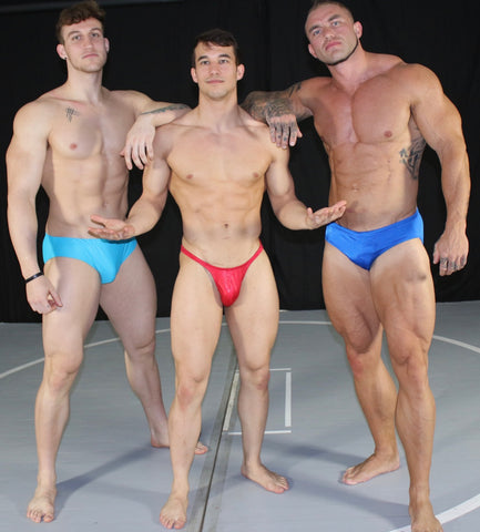 thunders arena body builders