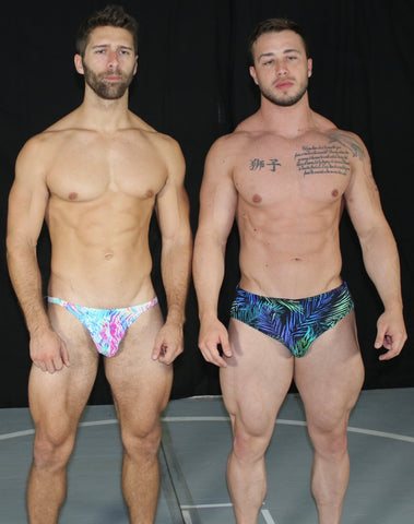 Dom9 and Blayne from Thunders Wrestling