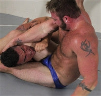 braden charron specimen bear bodyscissors sleeper hold submission submit