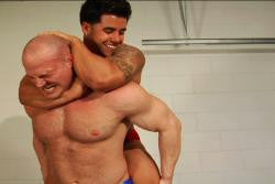 kyle stevens mighty mouse lift and carry sleeper hold submission submit