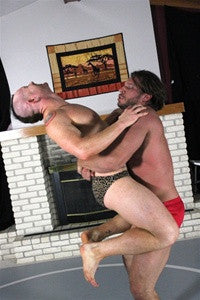 dakota lex lift and carry bearhug submission hold arms pecs chest squeeze