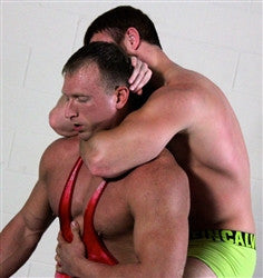 Frey Matthew James sleeperhold sleeper submission submit Thunders Arena