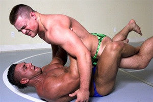 Mario bulldog Bodyscissors claw Submit
