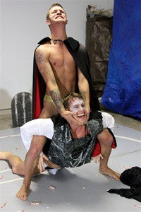 Cameron Mathews vs Sirus - Halloween Havoc 2011