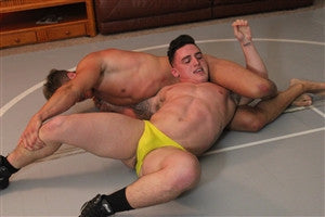 Marco Mean Mike armlock abs thighs