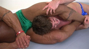 cameron matthews max muscle headscissors submission submit