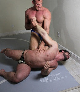 cage rex armbar armlock arm submission submit thunders arena