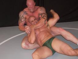 troy stevens tony sleeper hold choke chokehold choking submission submit