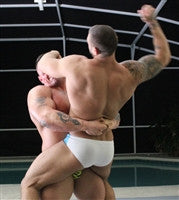 specimen mike buff lift and carry bearhug submission hold submit