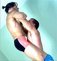 angel atom double choke lift and carry chokehold choking submit submission