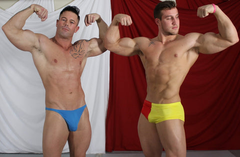 cason justice flex thunders arena mens muscle wrestling