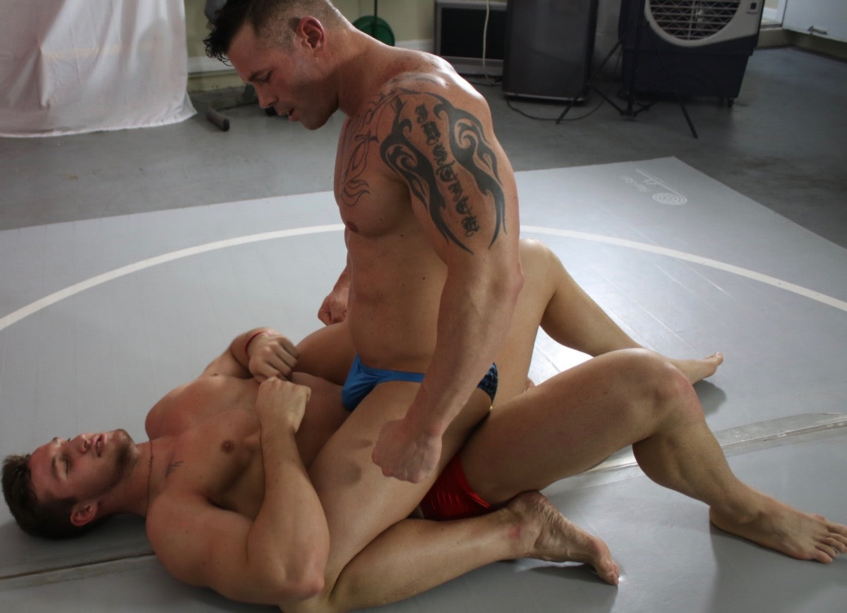 image Cason from thunders arena wrestling fucks hot chick