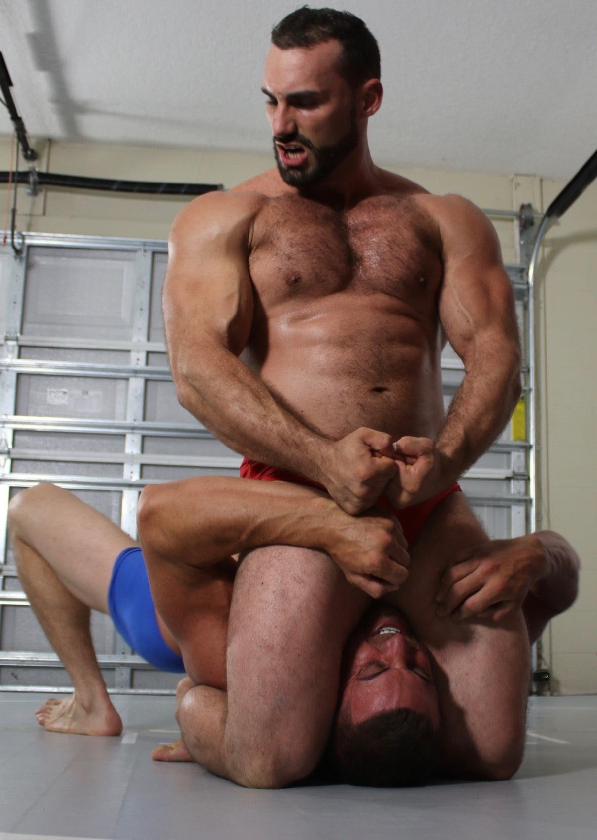 Cason from thunders arena wrestling fucks hot chick - 3 part 3