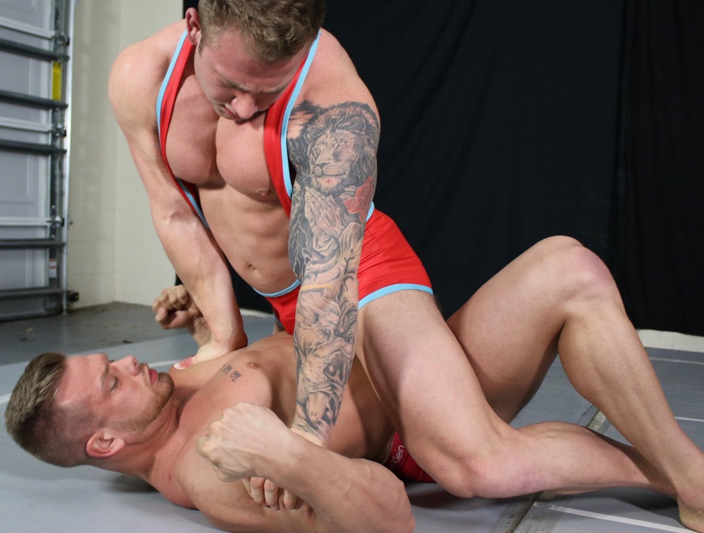 Jake vs Duke - Bodybuilder Battle 110