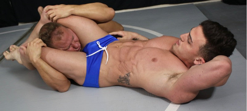 Marco vs Tristan Baldwin - No Holds Barred 78