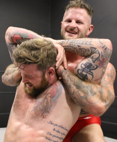 Viking vs Mack - Ring Wars 54