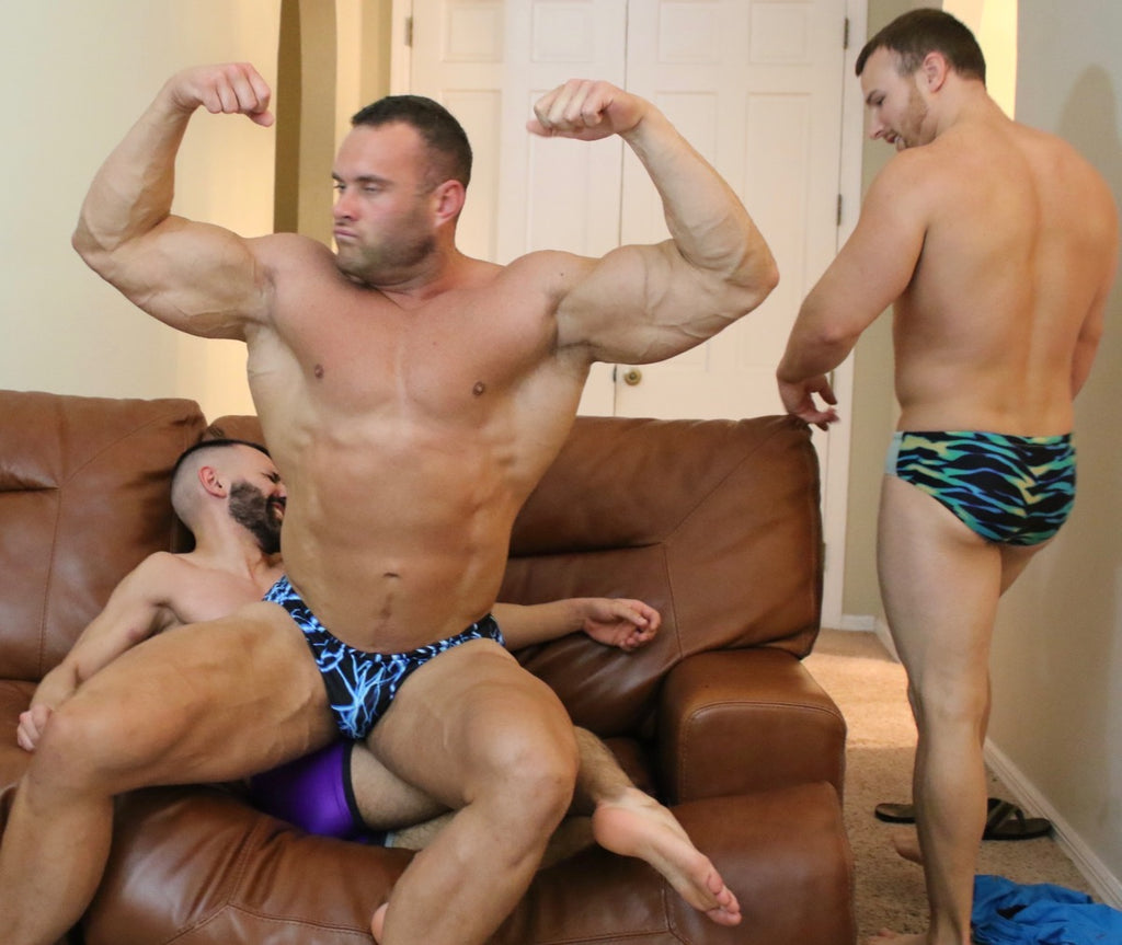 Mark Muscle and Frey vs Kid Romeo - Custom Video Series 64