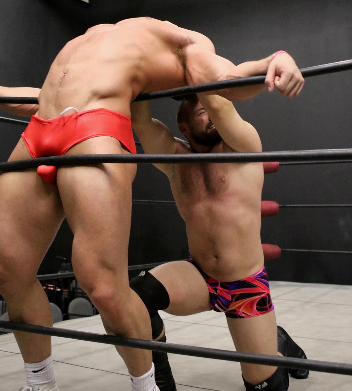 Cason from thunders arena wrestling fucks hot chick - 3 part 9