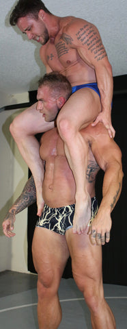 Bull vs Dom9 - Bodybuilder Battles 117