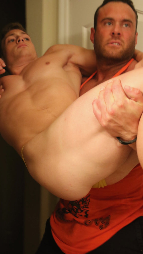 Gay Days Part 2 Frey vs Scrappy vs Mark Muscle - Mat Rats 131