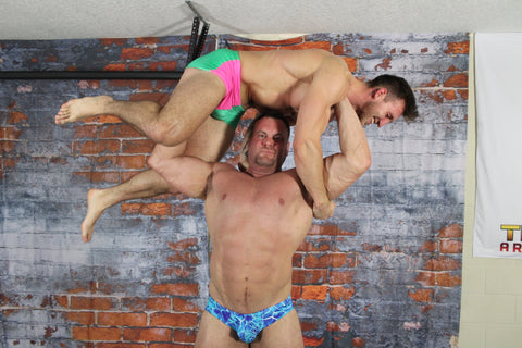 Cason vs Mark Muscle - Mat Rats 134