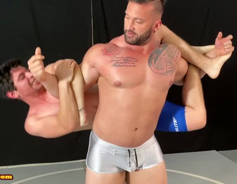 Stallion vs Flaco - Custom Video Series 108