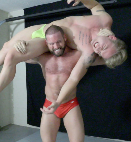 Joey King vs Iceman18 - Custom Video Series 68