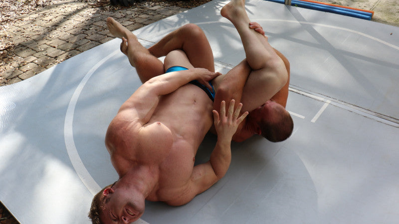 jet slash mat wrestling outdoors thunders arena