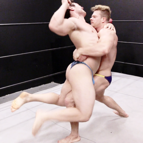 Cason from thunders arena wrestling fucks hot chick - 3 part 1