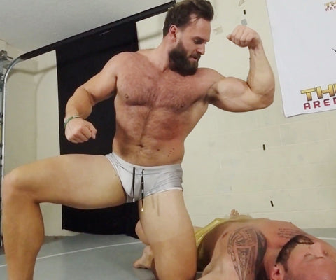 Stallion vs Mason - Bodybuilder Battle 172