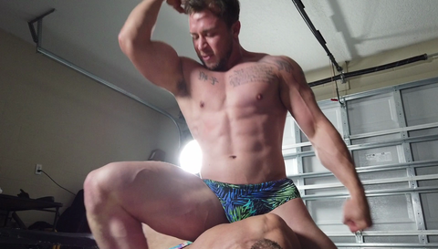 Blayne vs Dom9 - Custom Video Series 89